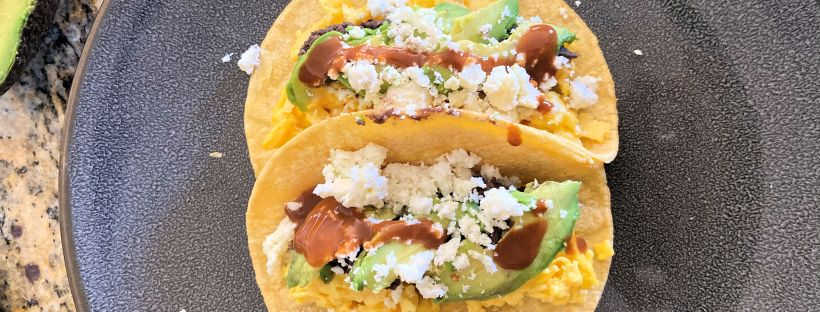 breakfast tacos serene earth recipes